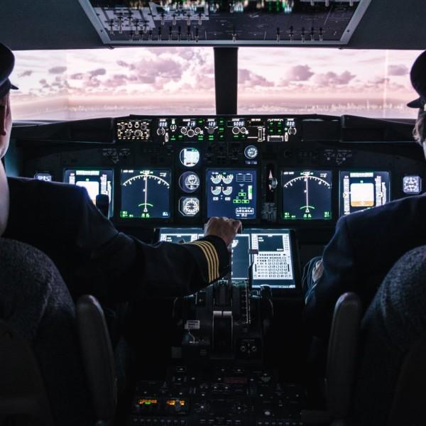 AirWine_letecký simulátor Boeing737