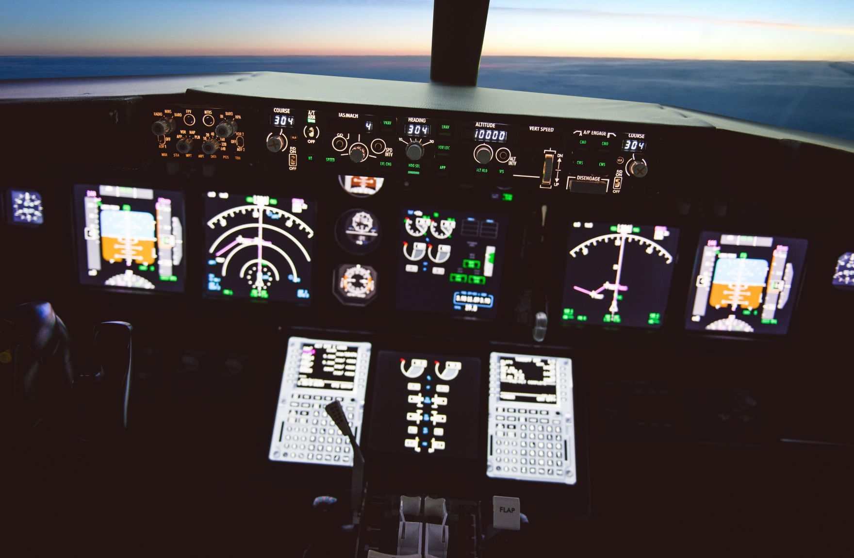 AirWine_letecky simulator